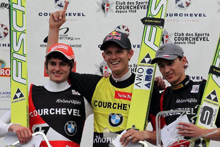 Podium-FIS-Gd-Prix-Ski-Jumping-Courchevel-2011