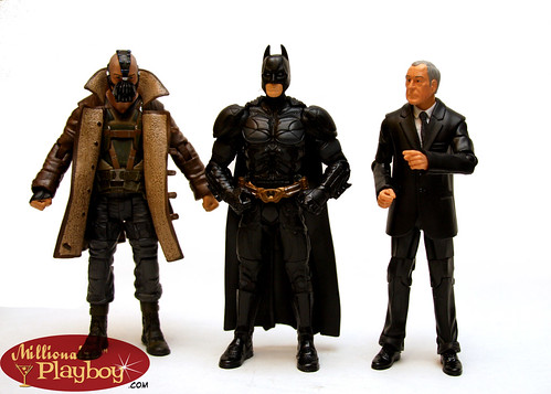 Dark Knight Rises Movie Masters