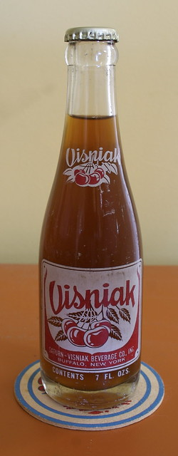 Visniak 7 Ounce Soda Pop Bottle, Buffalo, NY | Flickr - Photo Sharing!
