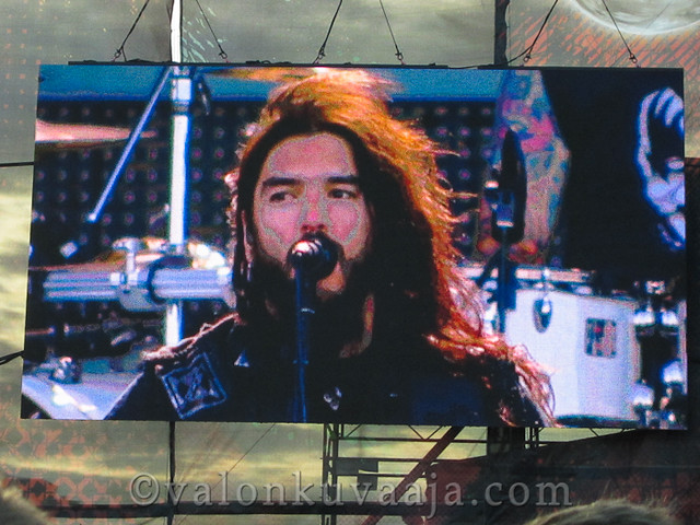 Machine Head | Sonisphere Finland 4.6.2012, Helsinki.