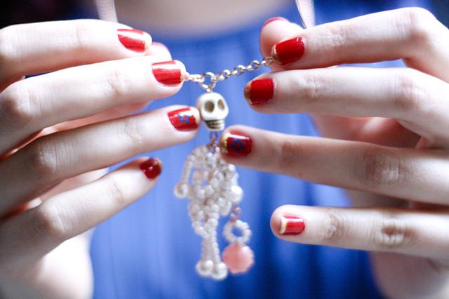 Skin Bones Pearls