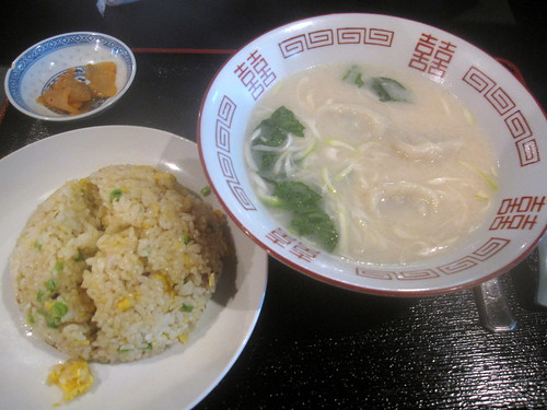 スープ餃子@香港張記園(江古田)