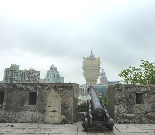 C-Macao - Vieille Ville-Forteresse et Musee (1)