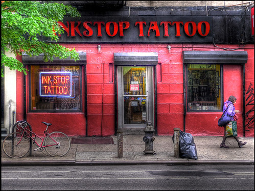 InkStop Tattoo