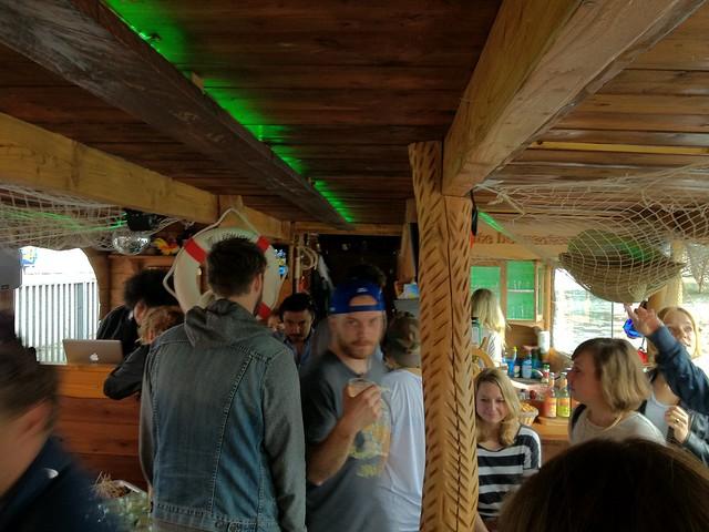 Cafe Zero Summer Boat
