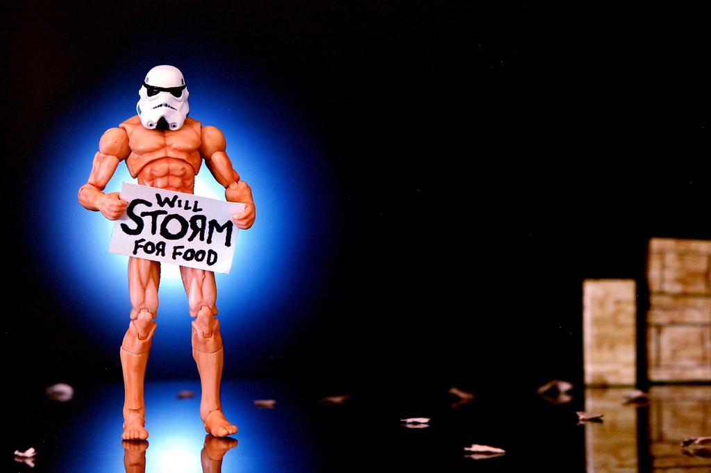 Storm-Tossed