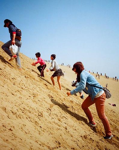 Tottori sand dunes_06