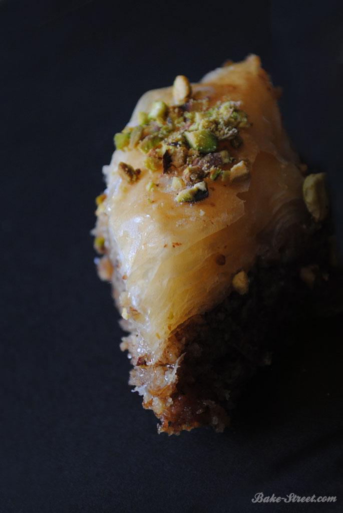 Receta baklava