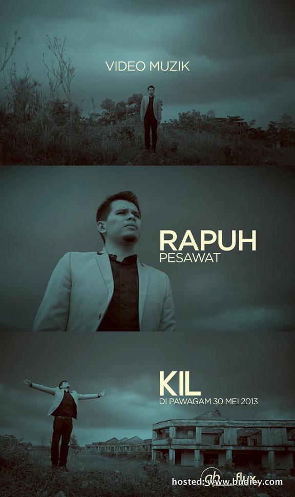Rapuh MV poster