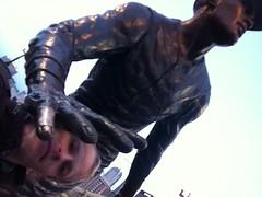 At PNC Park