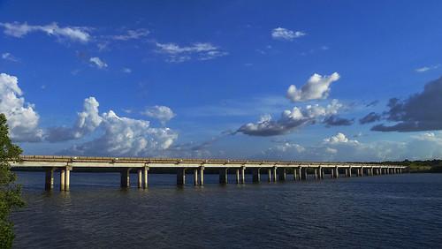 Elizabeth River Bridge, Nothern Territory - Australia
