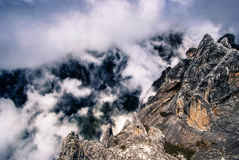 climb mount kinabalu in one day