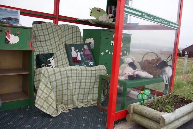 Bobby's Bus Shelter