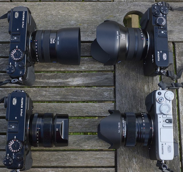 Zeiss Touit vs  Fujinon XF - Fuji Rumors