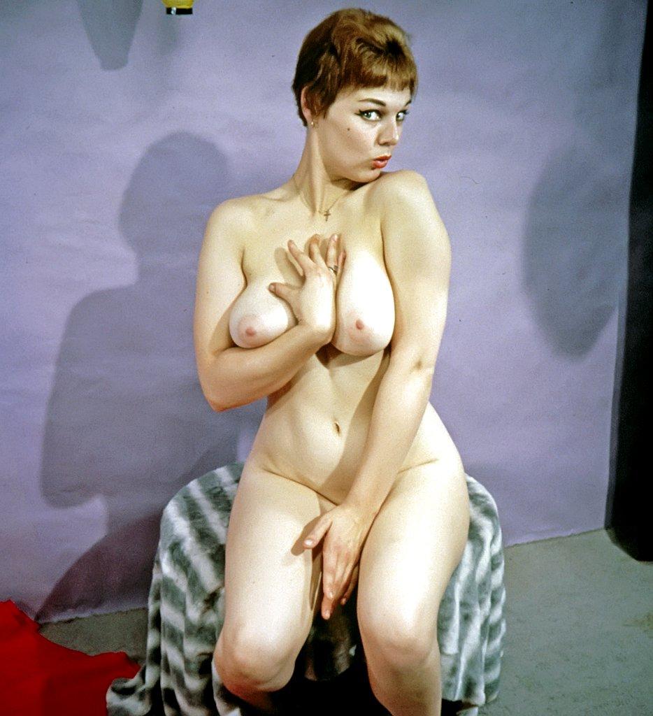 Burnette nude