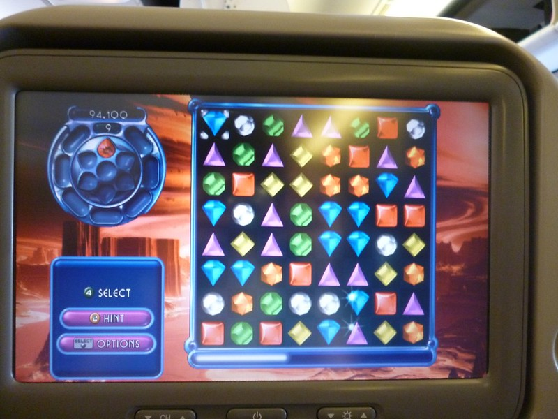 Bejewelled on Emirates