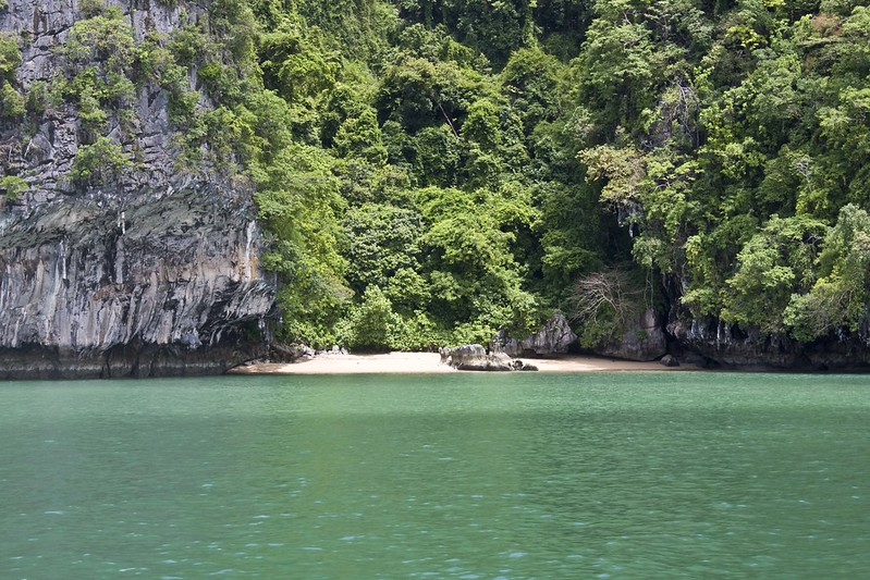 Near Phang Nga Bay-Phuket