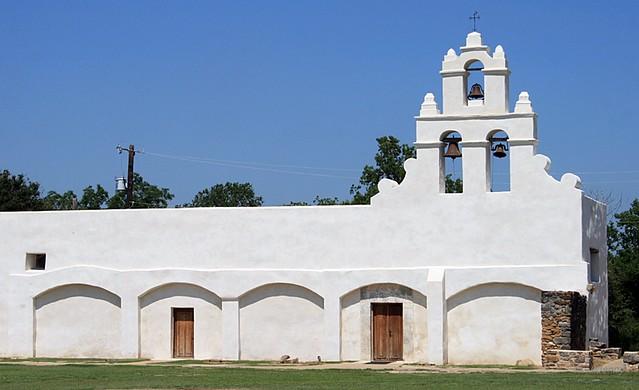 Mission San Juan Capistrano, San Antonio
