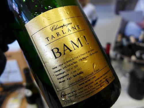 Tarlant BAM Etikett