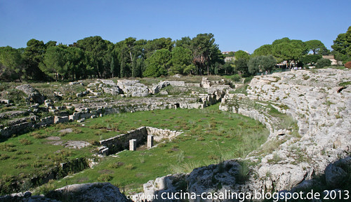 Siracusa Amphitheater