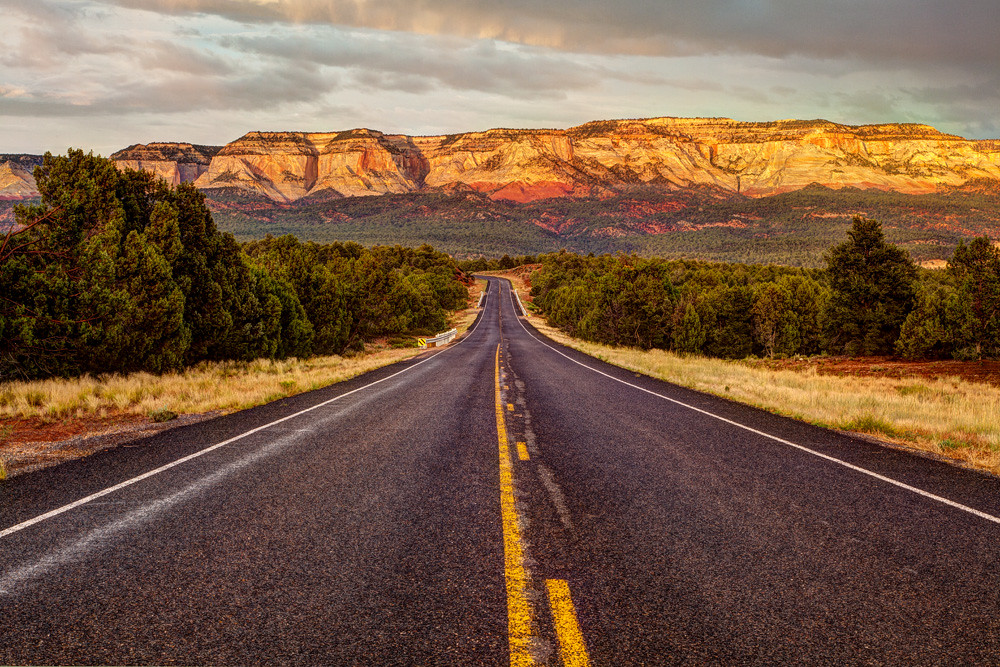 Joseph Canyon Utah Tripcarta