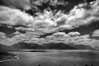 Windy Day - Lake Pedder, Tasmania