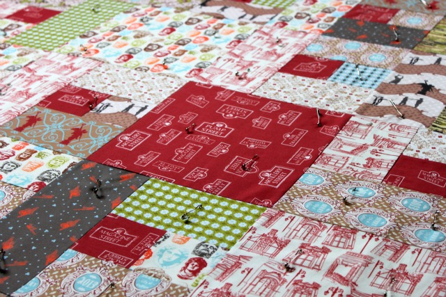 City of Culture 2013 Quilt wip