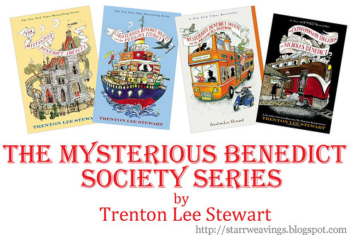 Mysterious Benedict Society Series