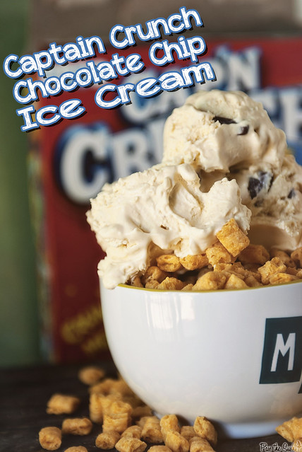 Captain Crunch Chocolate Chip Ice Cream from PasstheSushi.com