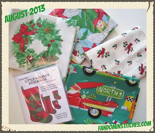 August Prize, Fandom In Stitches