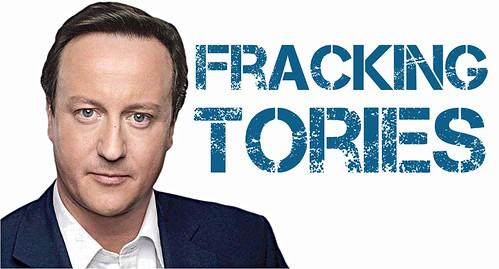 Fracking Tories
