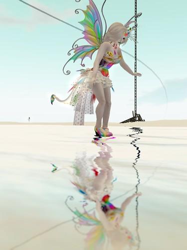 Rainbow Down