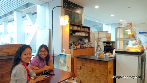 Green Bean Coffee, NAIA Terminal 3, Departure Area