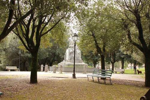 Scansano: parco