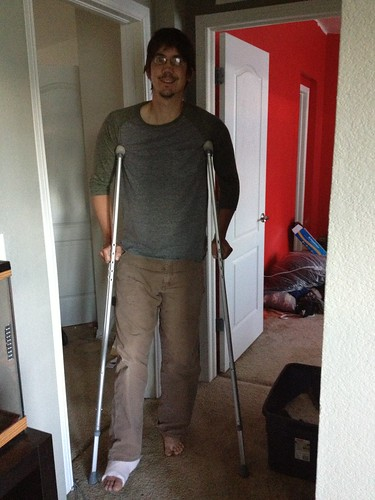 Shiny Crutches