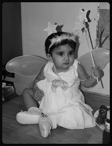 Nerjis Asif Shakir First Birthday 15 Shaban. by firoze shakir photographerno1