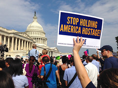 Stop Holding America Hostage