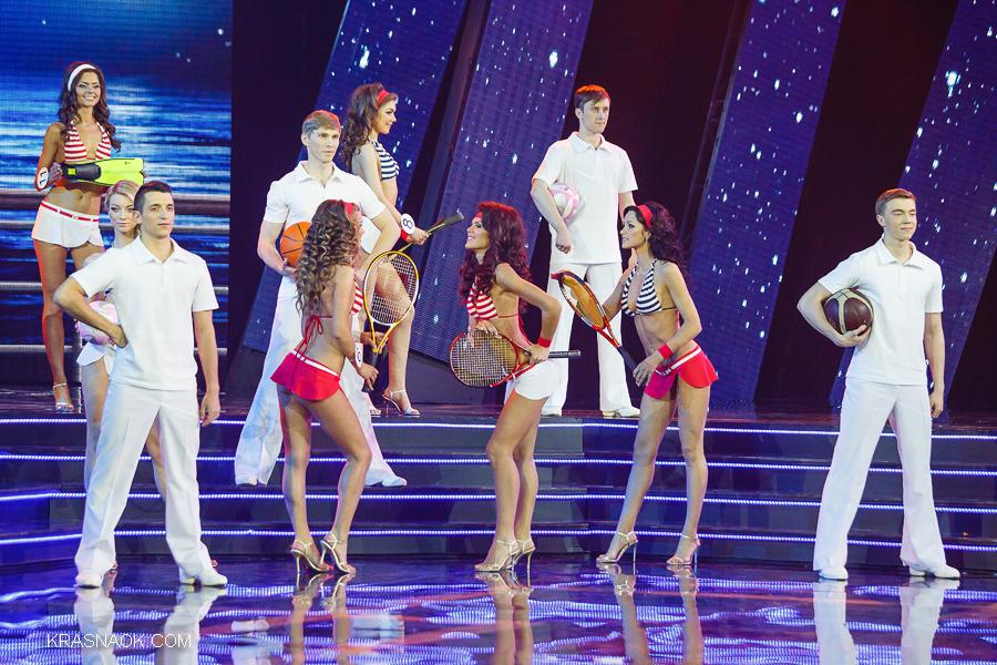Мисс Беларусь 2014. выход в купальниках