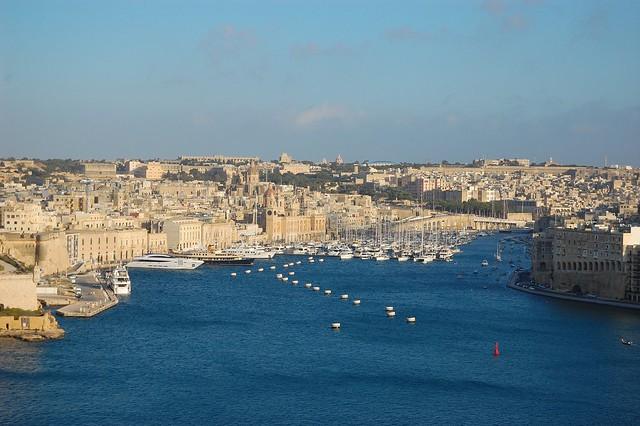 Grand Harbor | Exploring Valletta, Malta | No Apathy Allowed