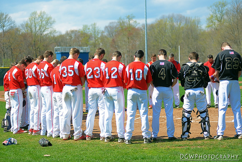 Foran High vs. Jonathan Law - Baseball