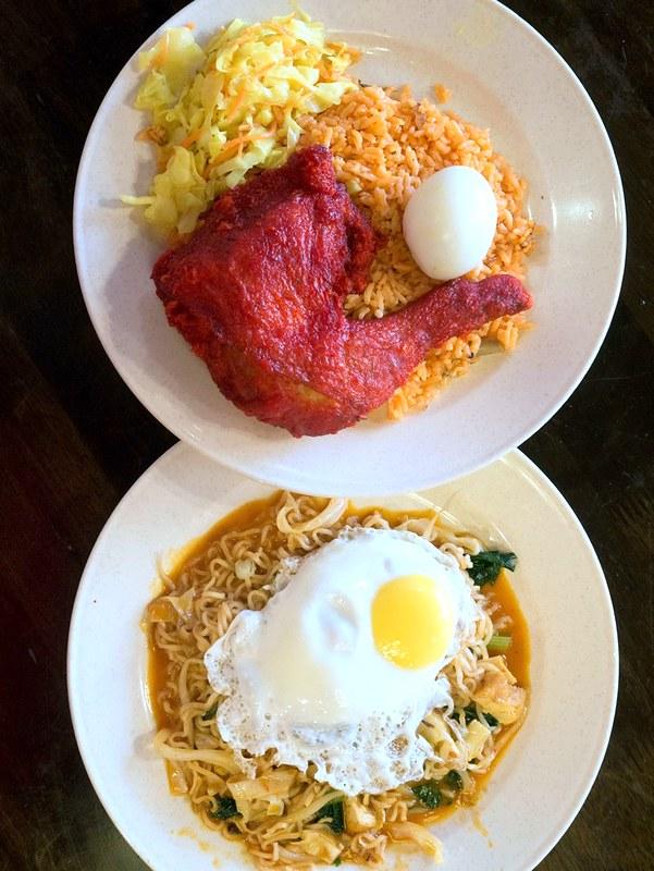 halal Penang food - best nasi kandar raffe bishop street-004