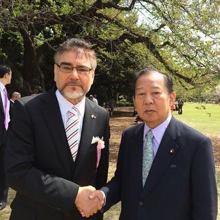 Hon. Mr. Toshihiro Nikai