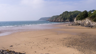 Image of Caswell Bay near Bishopston. gowerpeninsula caswellbay