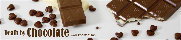 Blog-Event CVIII - Death by Chcolate (Einsendeschluss 15. Mai 2015)