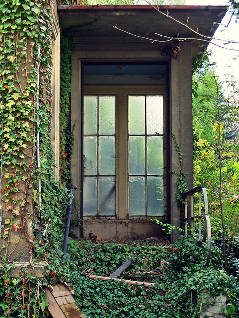enchanted door