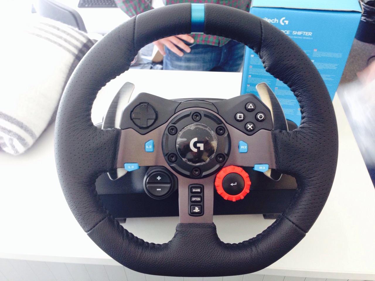 Custom Steering Wheel >> bsimracing