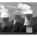 CRUAS NUCLEAR POWER STATION by Bogodifino