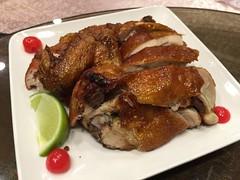 當紅脆皮雞, 羊成小館, 羊城小館, 台北