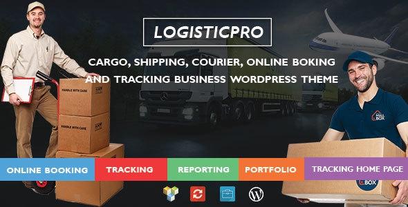Logistic Pro v1.0.0 - Transport - Cargo - Online Tracking
