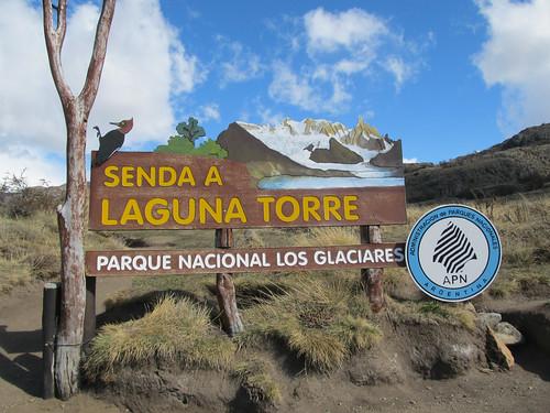 El Chaltén: trek de la Laguna Torre